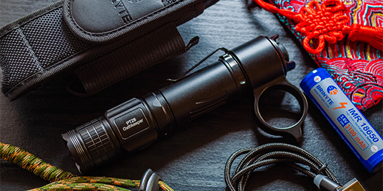 Brinyte PT28 OathKeeper Flashlight REVIEW!!!